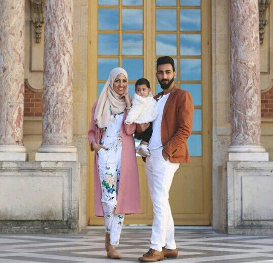 Beautiful Family Ma Sha Allah!!