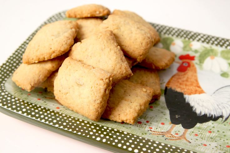 La Cuisine de Bernard : Biscuits aux Graines