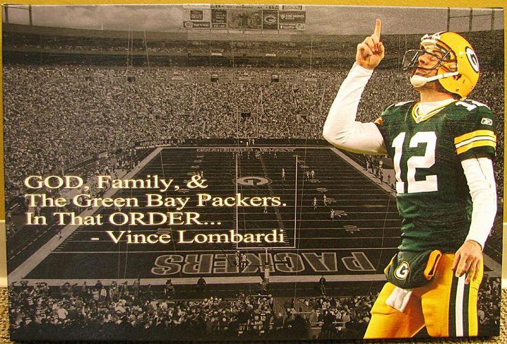 God Family and the Green Bay Packers