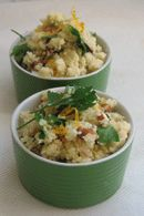 Couscous with Orange, Almonds and Parsley  Recipe - weightloss.com.au