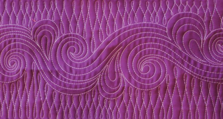My new Favorite Design by Angela Walters from Essential Guide to Modern Quilt Making series excerpt: Modern Machine Quilting