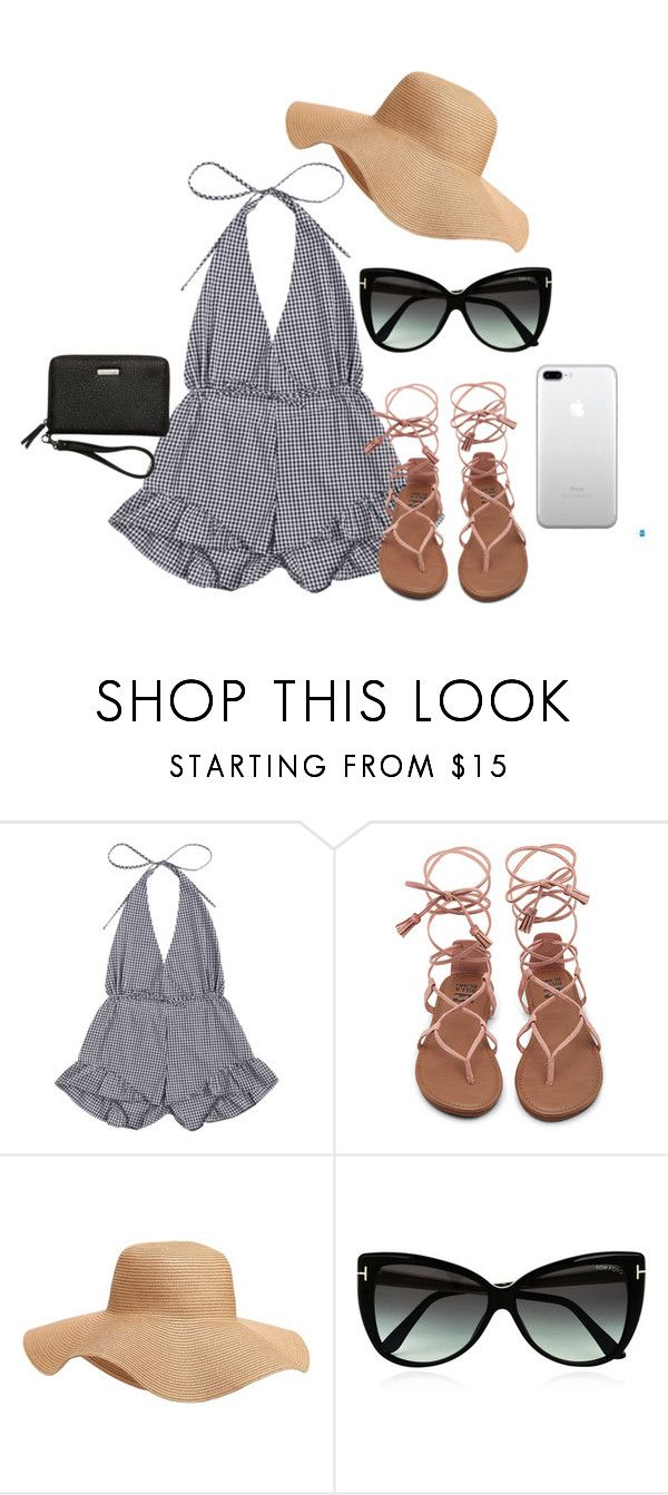 """Days in the sun"" by belle13lee on Polyvore featuring Old Navy, Tom Ford and Rusty"