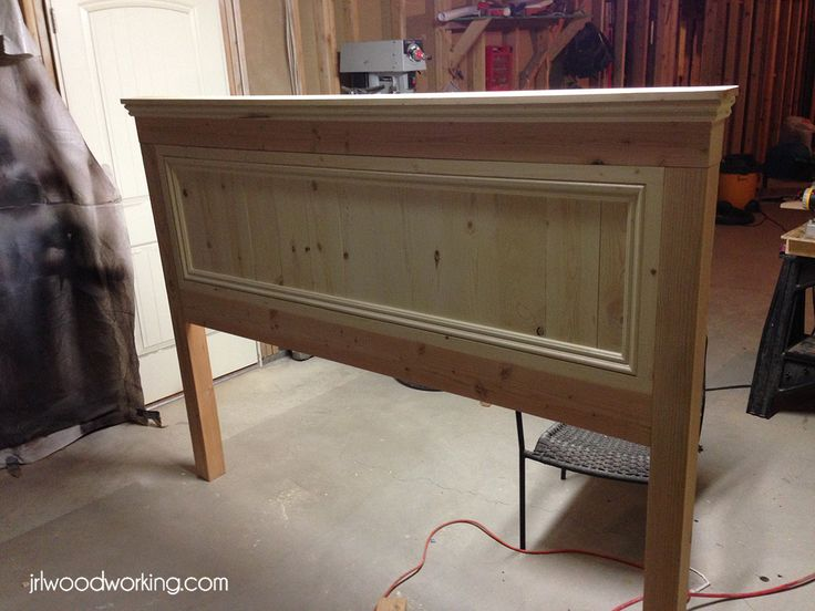 17 best images about custom furniture plans parts on for Free headboard plans