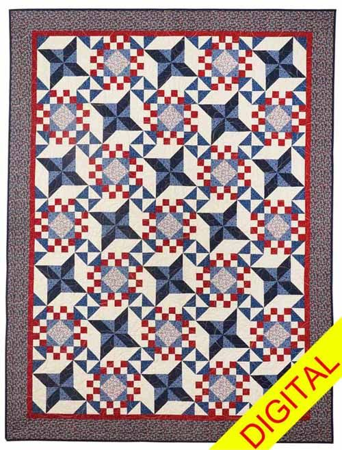 playing checkers quilt pattern - 500×658