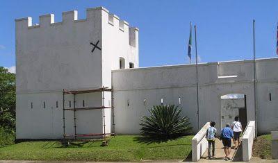 Nonquai Fort, Eshowe Zululand
