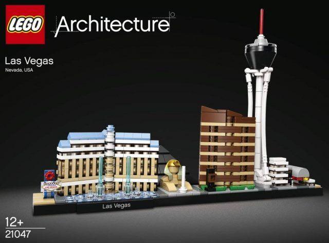 Redesigned Lego Architecture 21047 Las Vegas Revealed News Lego Architecture Las Vegas Lego