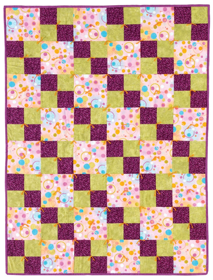 Super Easy Beginner Quilt Patterns : 26 best Basic, Fast and Easy Patchwork Patterns for Beginners images on Pinterest Patchwork ...
