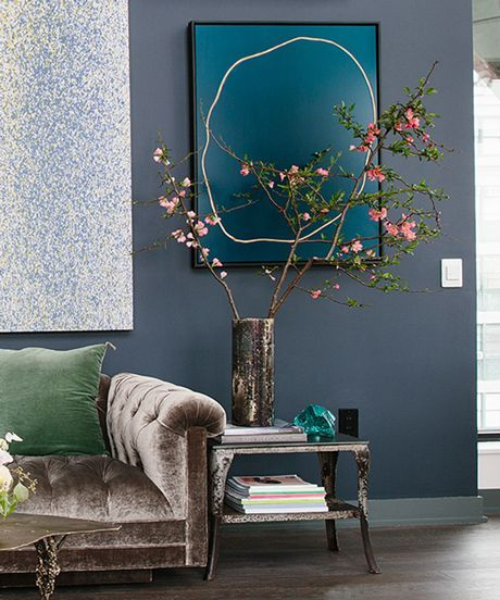 West Elm Painting Services - New York, LA | West Elm now offers a spring refresh paint service to some metro areas. Drop the brush, now. #refinery29 http://www.refinery29.com/2014/05/67227/west-elm-paint-service