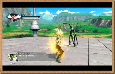Dragon Ball Xenoverse Games Screenshots