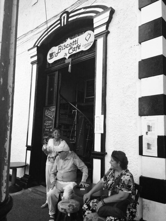 Conversaciones y cafés Honda, Tolima.