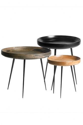 Bowl Table - Side table or Coffee Table - APRIL DELIVERY