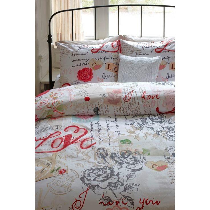 Ariadne at Home Love Roses Dekbedovertrek Multi - 60 x 70 cm