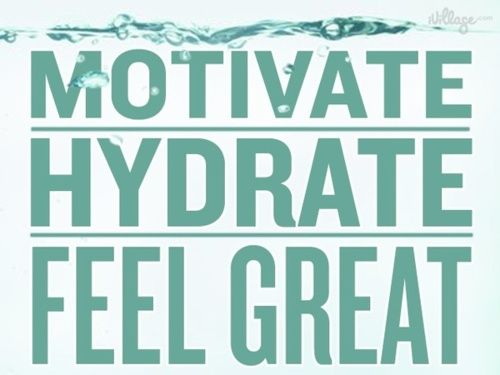 Motivate, Hydrate, Feel Great