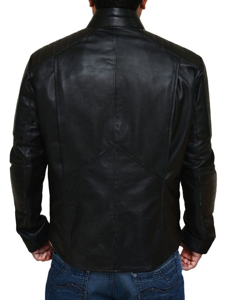 Batman Dark Knight Leather Jacket | Top Celebs Jackets