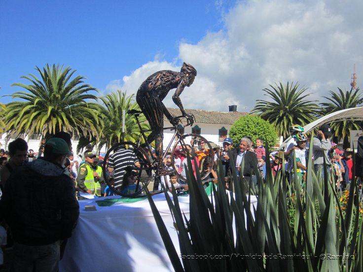 Homenaje a Mauricio Soler.