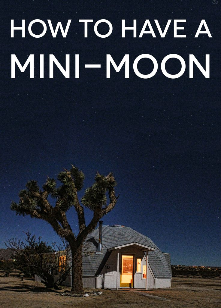 How to plan a mini-moon with Airbnb