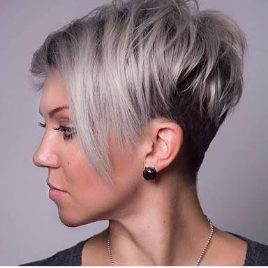 10 rasierte Frisuren mit etwas mehr Länge am Oberkopf! Ist Deine neue Frisur auch dabei? - Aktuelle Frisuren