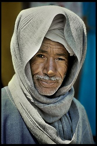 Egypt - man - faces of the people