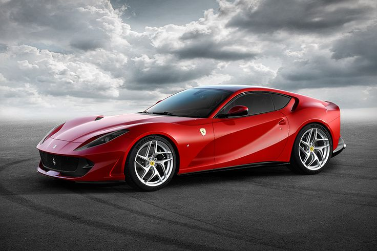 Created Not Just As A Successor To The F12 But To Honor The 70th  Anniversary Of