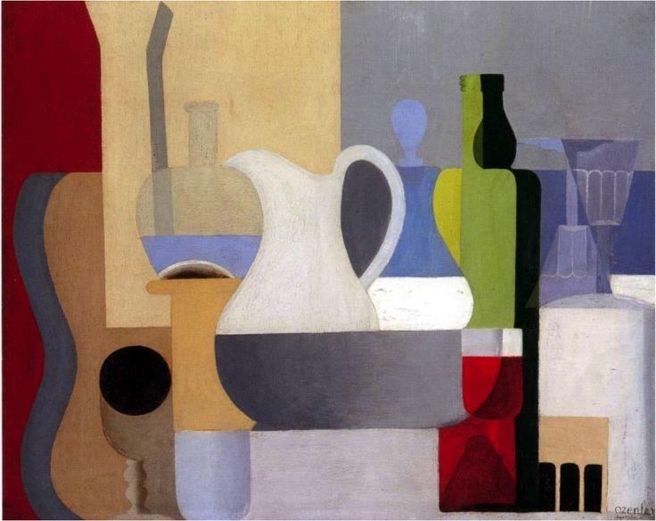 Le Corbusier-still life