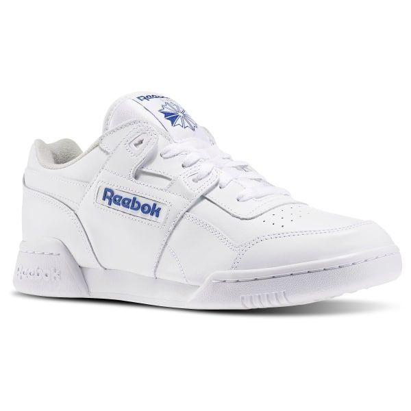 Workout Plus Shoes | Reebok workout plus, White reebok