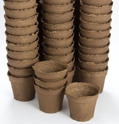 CowPot Organic 5 Inches Round 10 per Order by David's Garden Seeds by David's Garden Seeds. $12.22. Organic product and earth friendly. Simple and easy to use--dig hole and drop whole container into it. Great for transplanting vegetable, herb, flower and fruit seedlings. Great for starting flower, herb and vegetable seeds. Satisfaction is guaranteed. The invention of two Connecticut dairy farmers, Matt and Ben Freund, these award-winning, 100% biodegradable, transplant pots ar...