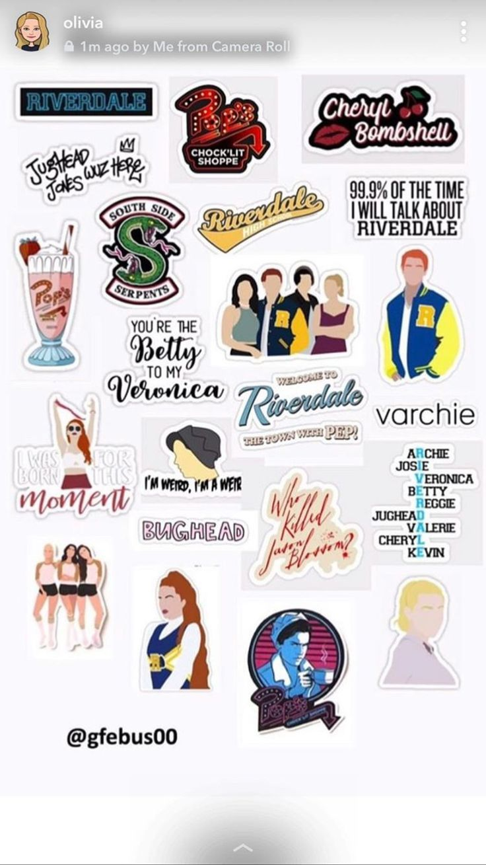 Tumblr Wallpapers Gabriela Isanieris Riverdale 1