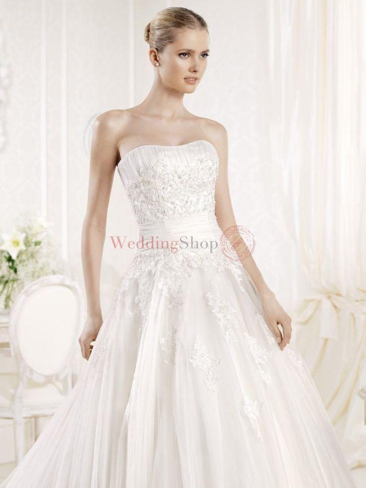 100 best Hochzeitskleider images on Pinterest | Wedding ideas ...