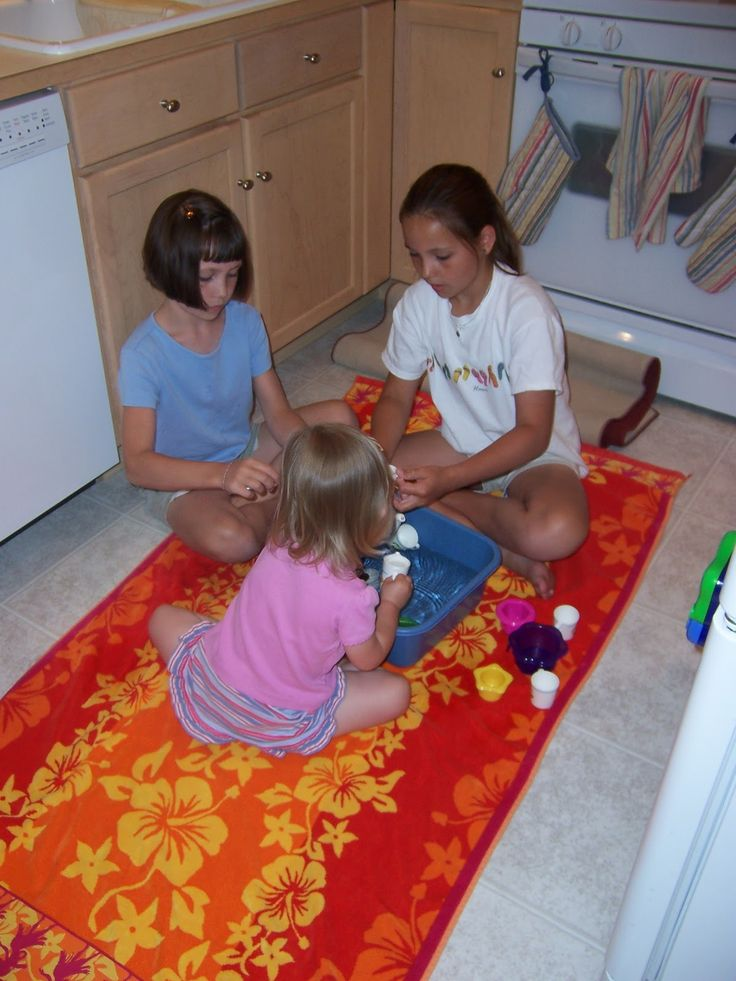 Large Families on Purpose: Productively Occupying Young Children: Inclusion in Homeshcooling
