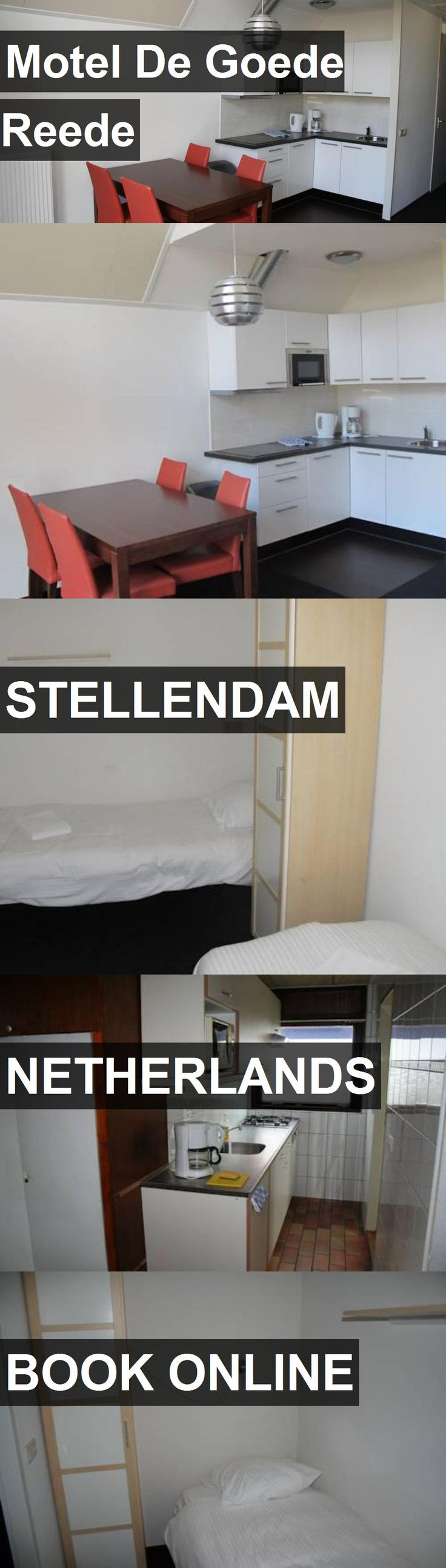 Hotel Motel De Goede Reede in Stellendam, Netherlands. For more information, photos, reviews and best prices please follow the link. #Netherlands #Stellendam #travel #vacation #hotel