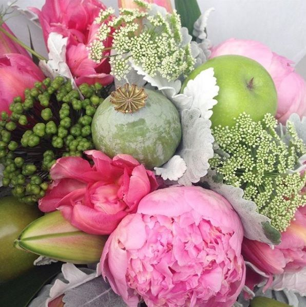 Beautiful House   Beautiful Flowers from Local Love Co.   http://beautifulhouse.com.au