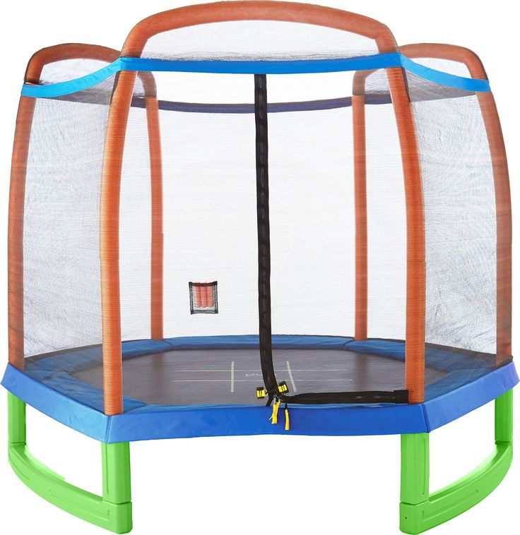 Orbounder 14 Trampoline And Enclosure Combo: 17 Best Ideas About Trampoline With Enclosure On Pinterest