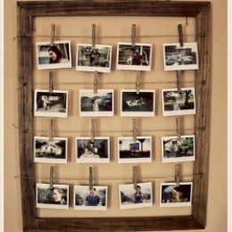 Homemade photo frames and mirror craft projects are lots of fun and are usually quick and easy to do. Who knew there were so many ways to decorate a frame or make one from scratch?!