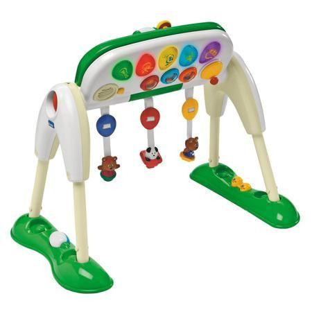"""Chicco Гимнастический центр Deluxe  — 5699р. ------------------- Гимнастический центр """"Deluxe"""" маркиChicco. Игровой центр 3 в 1 """"растет"""" вместе с малышом. Предусмотрено 3 положения для игры в разные этапы развития ребенка: лежа на спинке, сидя и стоя. Центральная игровая панель может быть преобразована в столик, на котором также есть клавиши для забавных звуковых эффектов и разноцветная музыкальная клавиатура. Игровой центр следует за ростом ребенка и развитием моторных навыков. Высота…"""