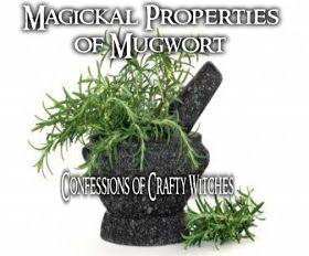 Guide to Magical Paths : Magickal Properties of Mugwort