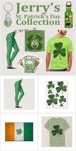St. Patrick's Day Stuff