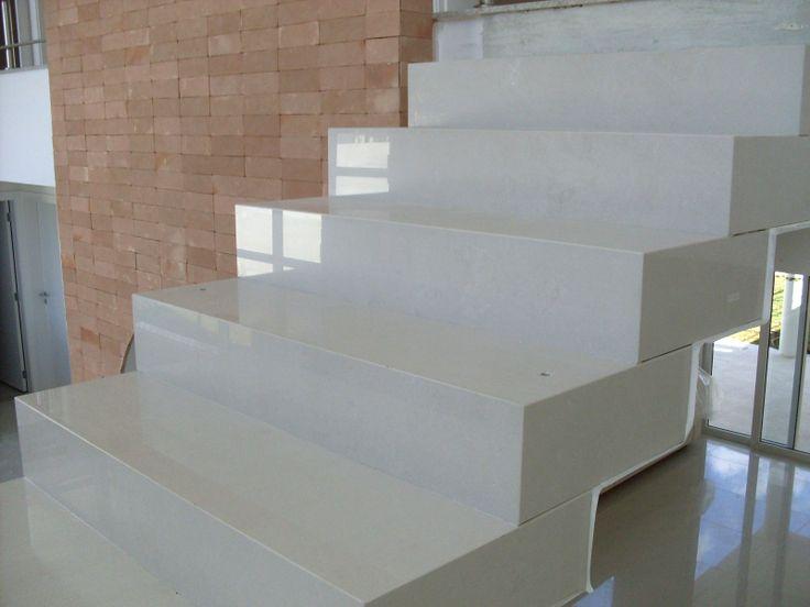 Escadas em porcelanato - veja modelos, dicas e preços! - Decor Salteado - Blog de Decoração e Arquitetura
