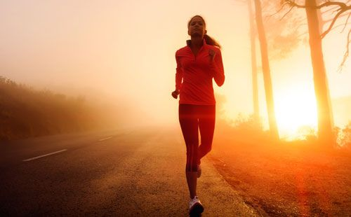 Learning to run early in the morning. Great tips for doing just that if it's a struggle. I know I do way too often at times!!