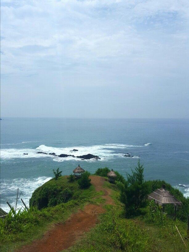 Pantai Menganti Kebumen - Yogyakarta Indonesia
