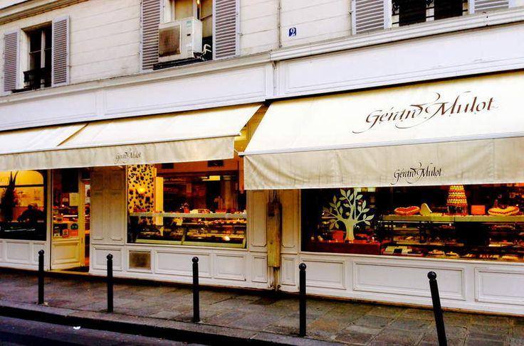 Gérard Mulot ジェラール・ミュロって店。