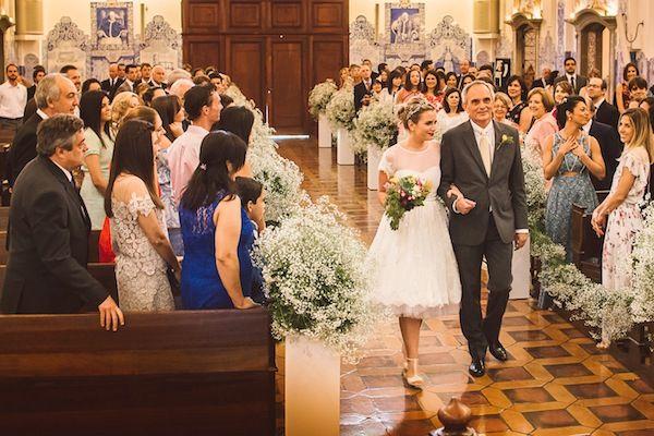 """Casamento Descolado (Blog """"Vestida de Noiva"""",  por Fernanda Floret)"""