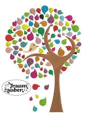 Traumzauber: Freebie Traumzauber´s Baum