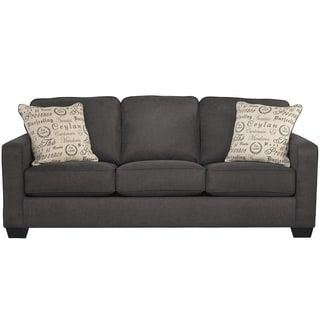 Shop for Signature Design by Ashley Alenya Sofa in Microfiber. Get free shipping at Overstock.com - Your Online Furniture Outlet Store! Get 5% in rewards with Club O! - 21832327