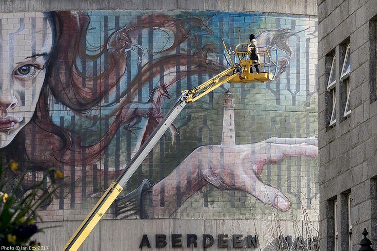 Streets: Nuart Aberdeen 2017 (Part I) « Arrested Motion