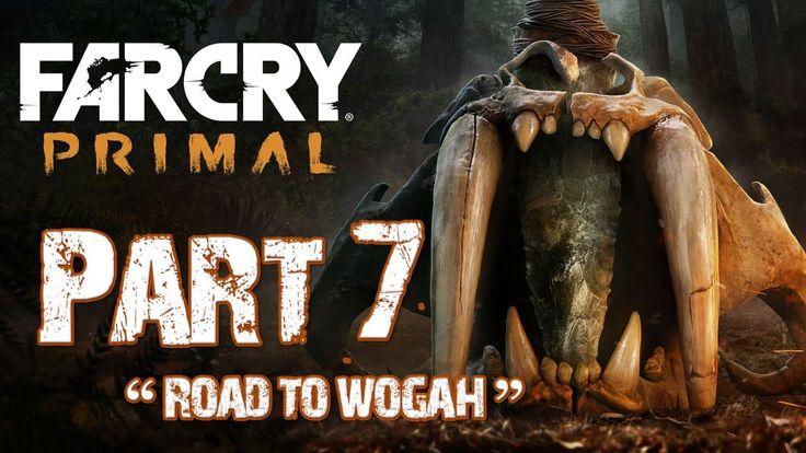 Far Cry Primal - Let's Play Part 7 (walkthrough) - Road to Wogah