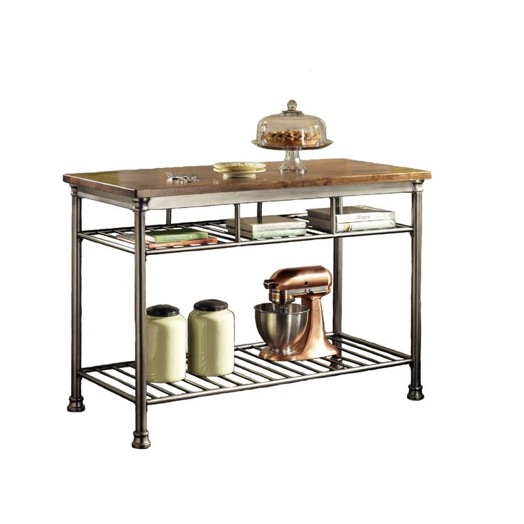 Microwave Table Amazon.com: Home Styles The Orleans Kitchen Island: Home U0026  Kitchen