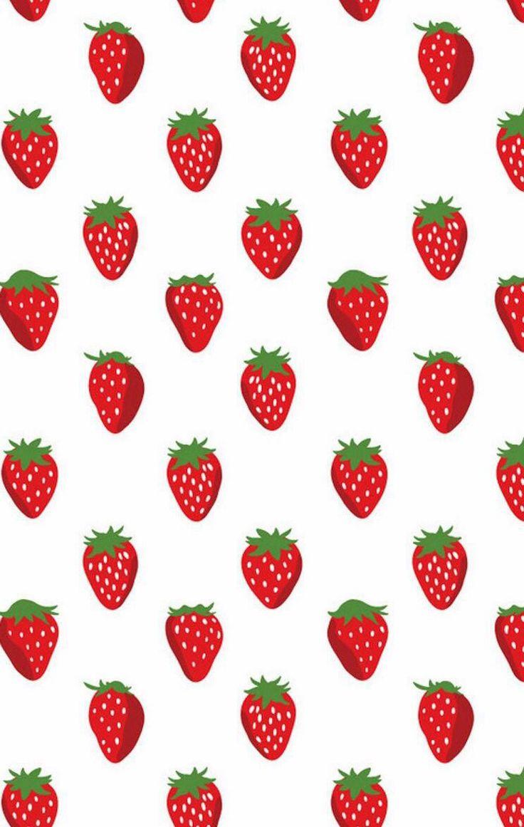 kawaii strawberry wallpaper vintage - photo #2