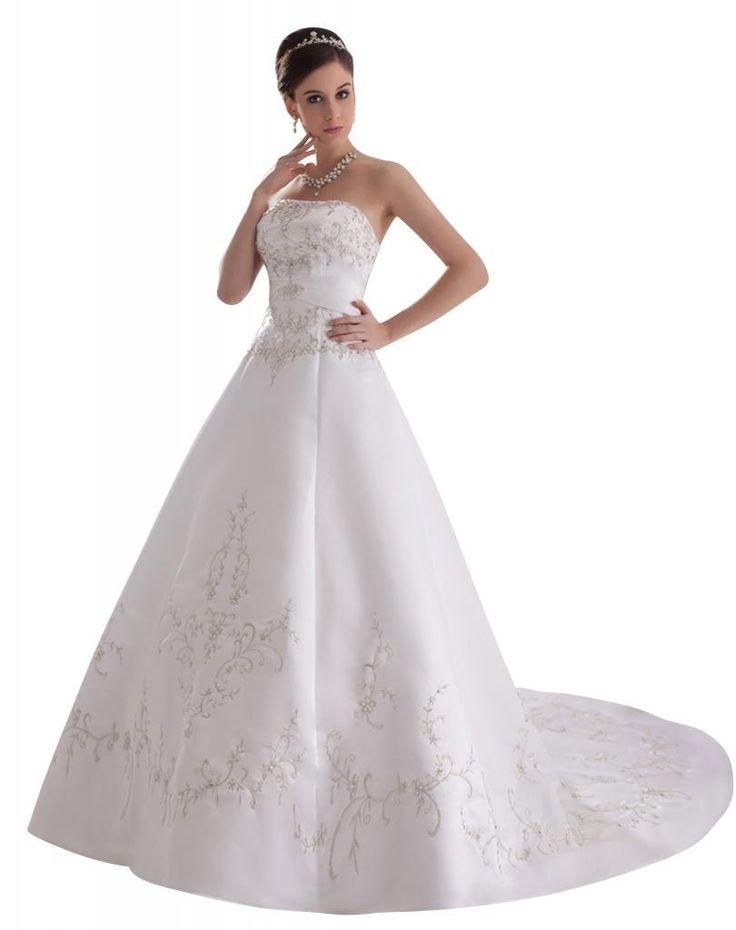 20 best Off the Shoulder Wedding Dresses Tumblr images on Pinterest ...