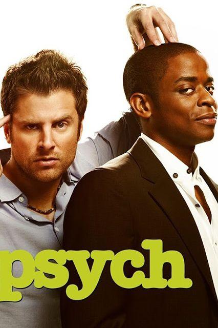 Psych Netflix