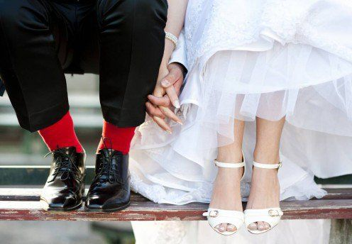 Wedding games are a fun way to celebrate the bride and groom and give the audience a few laughs, too! The Wedding Shoe Game is a great reception game that everyone will enjoy!